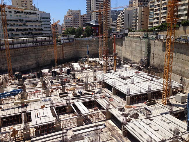 Raft Foundation Placements